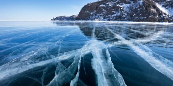 gelo turquesa