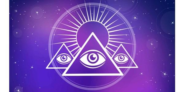 pirámide ojo de horus
