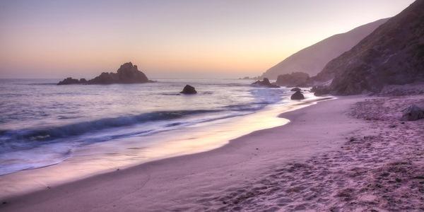 praia roxa