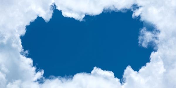 torcer nas nuvens