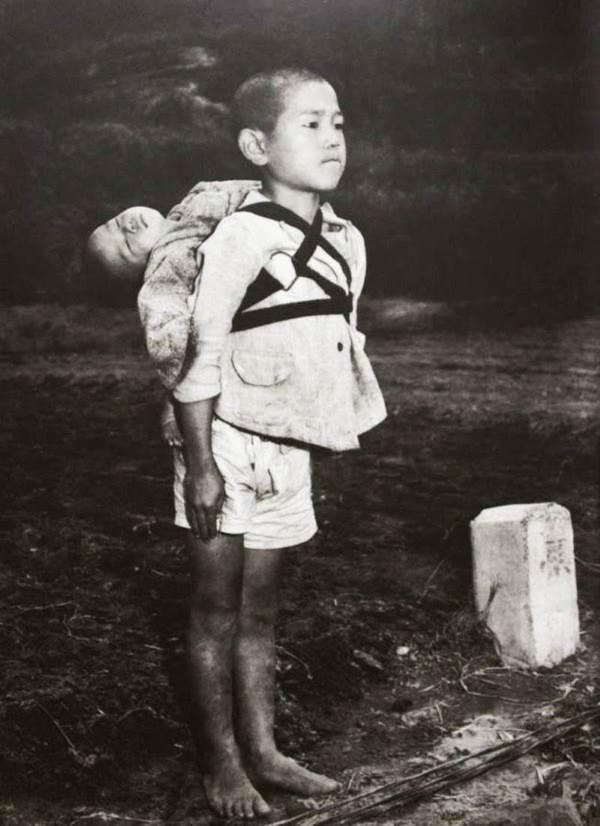 menino morto nagasaki