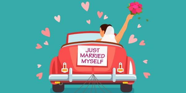 Casamento de solteiro