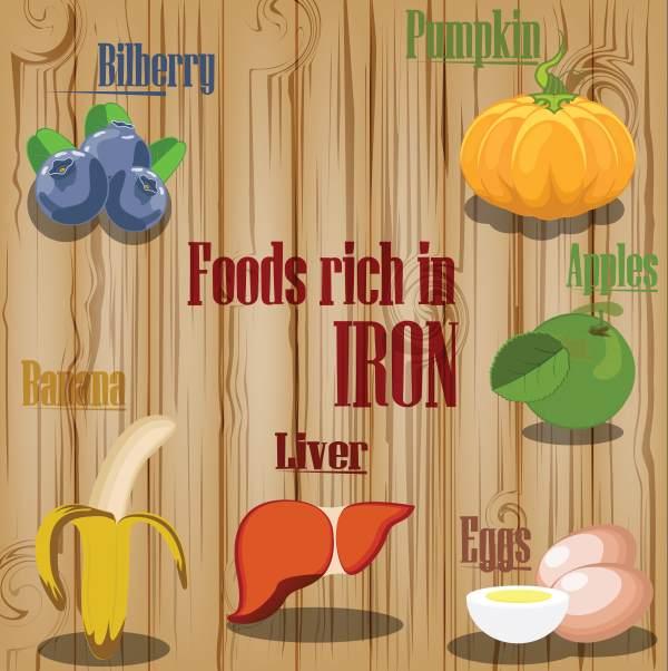 alimentaçao ferro