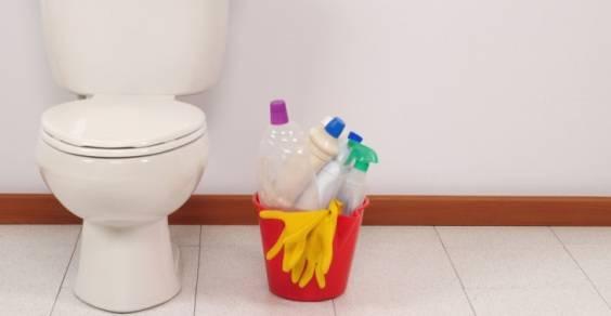 detergentes banheiro