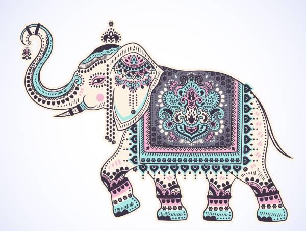 elefante simbolo 2