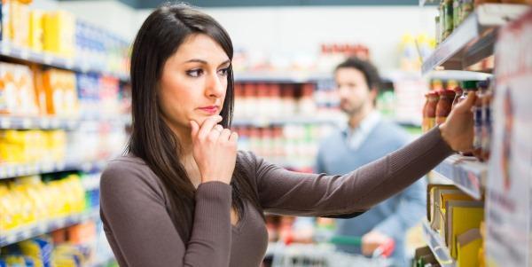 NOVA - classificação de alimentos
