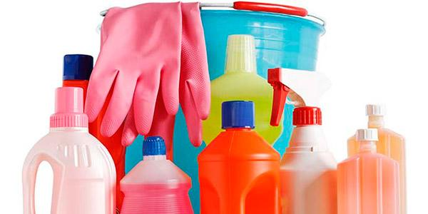 Produtos limpeza