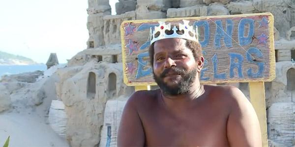 Márcio, castelo de arei