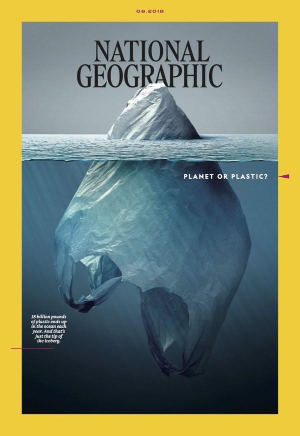 national geo plastico