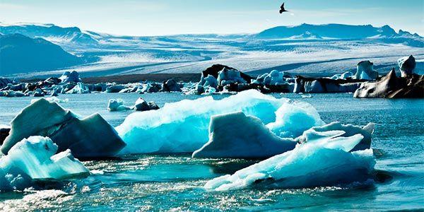 degelo Antártica