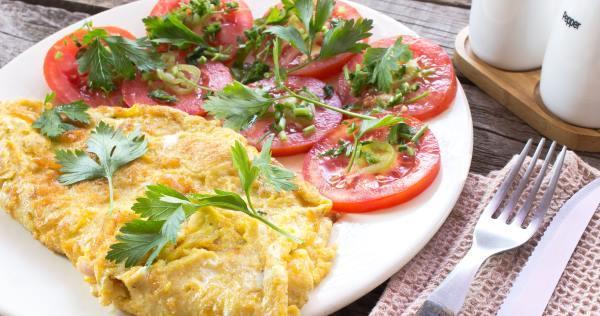 omeletes veganos