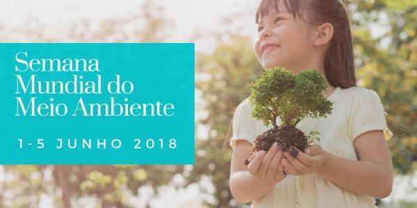 Semana Mundial do Meio Ambiente 2018