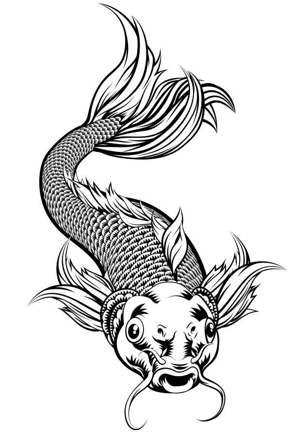 carpa tatoo
