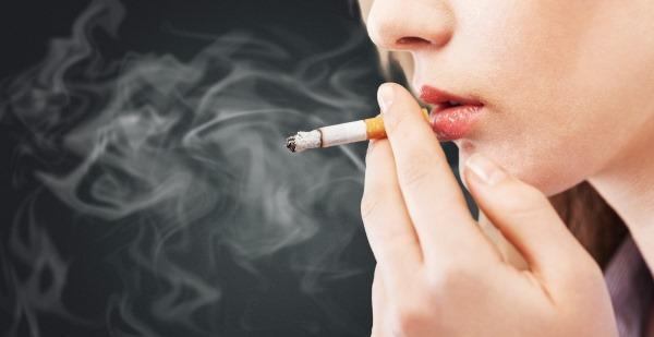 cheiro de cigarro