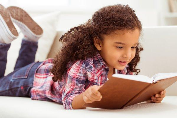 crianças gostarem de ler