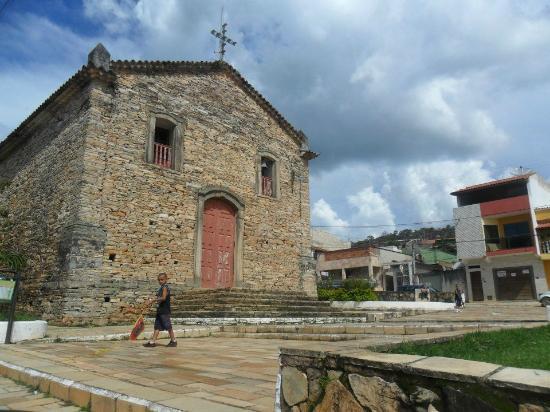 igreja de pedra sao thome