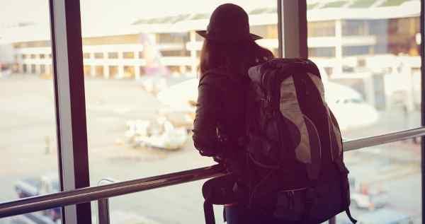 viajar sozinha