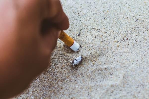 cigarro praia 1