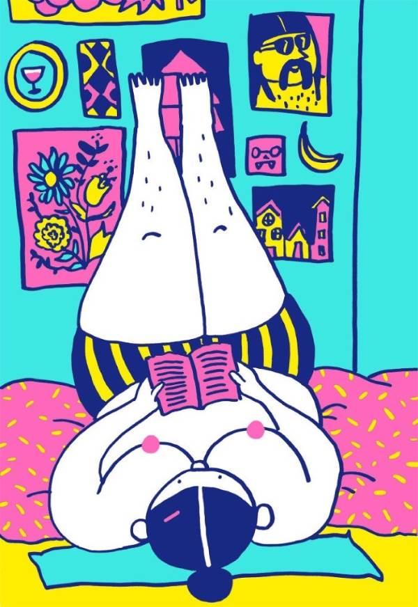 mulheres ilustrações11