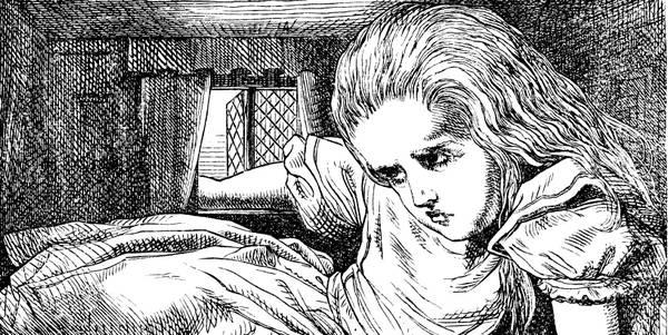 Síndrome de Alice no País das Maravilhas