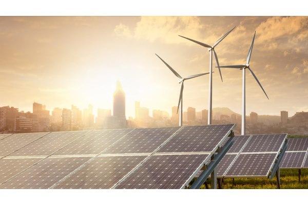 energias solar eólica