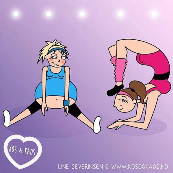 gravidez ilustrações7