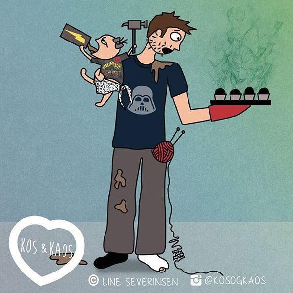 illustrazioni gravidanza12