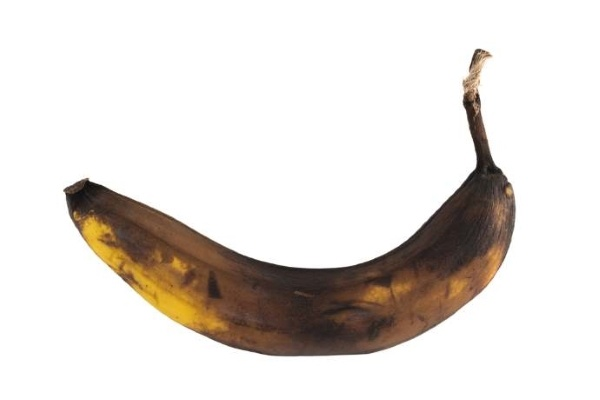 bananas marrons