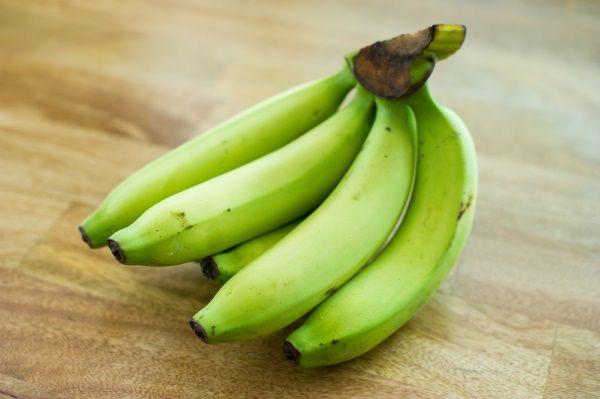 bananas verdes 1