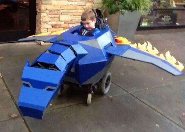 halloween cadeiras de rodas 9