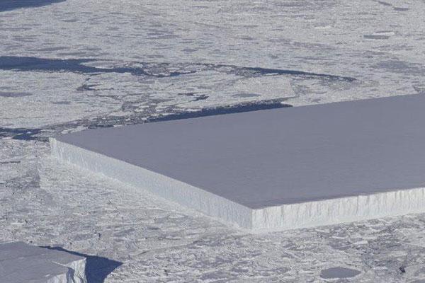 iceberg retangular