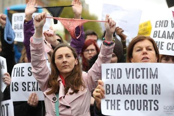 Estupro Irlanda
