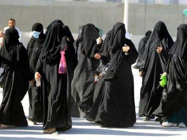 mulheres arabia