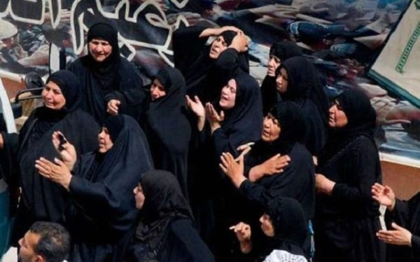 mulheres iraq