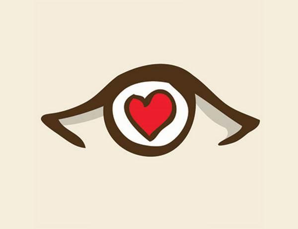 olho coracao