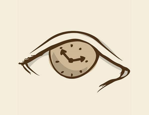 olho relogio
