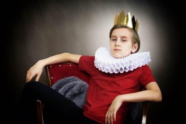 Síndrome da Criança Imperador