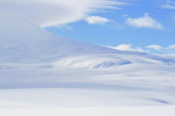 som antártida