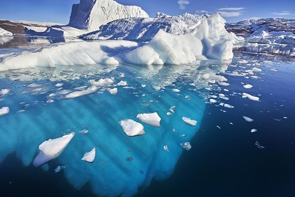 Gelo da Groenlândia