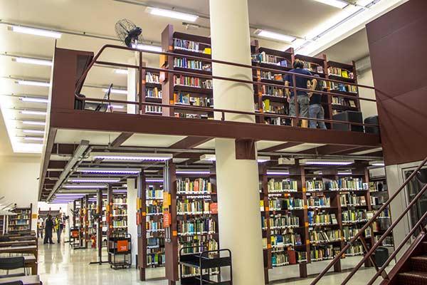 biblioteca mario andrade