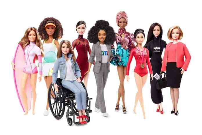 todas as barbies