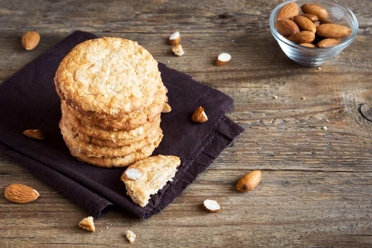 Biscoito sem lactose