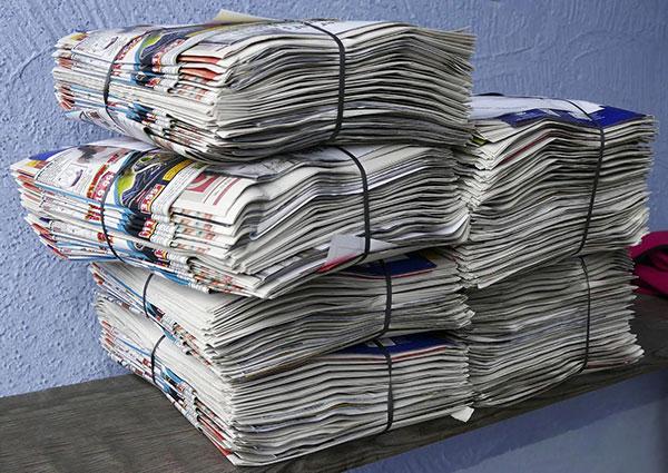 jornais promocao