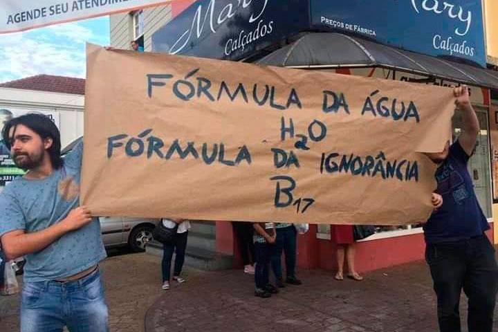 formula agua bolsonaro