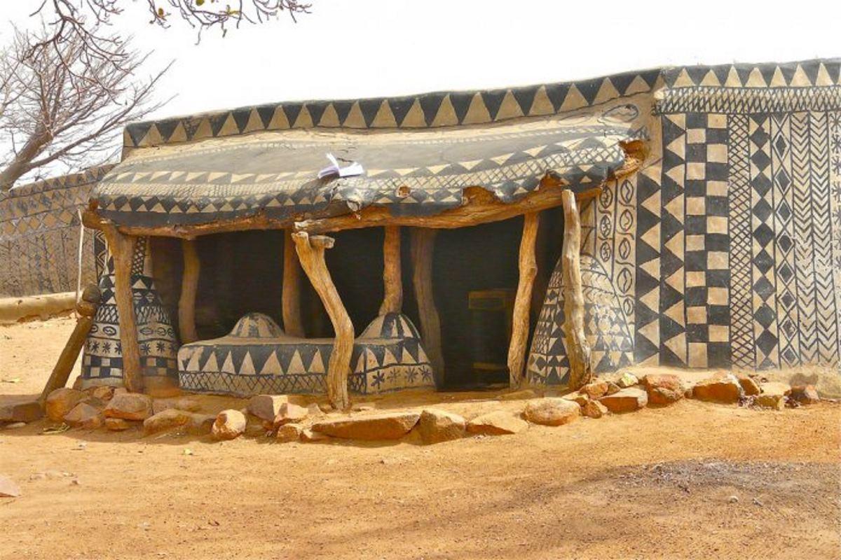 aldeia africana
