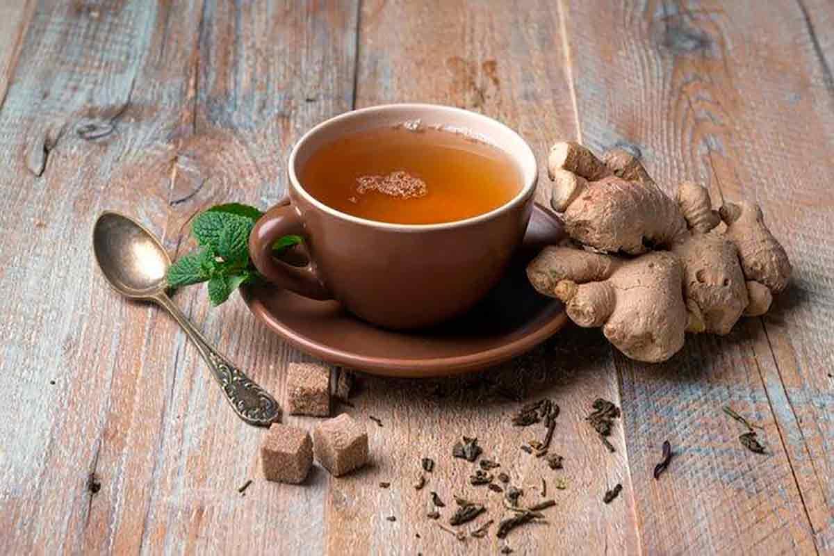 Chás para Gripe e Resfriado