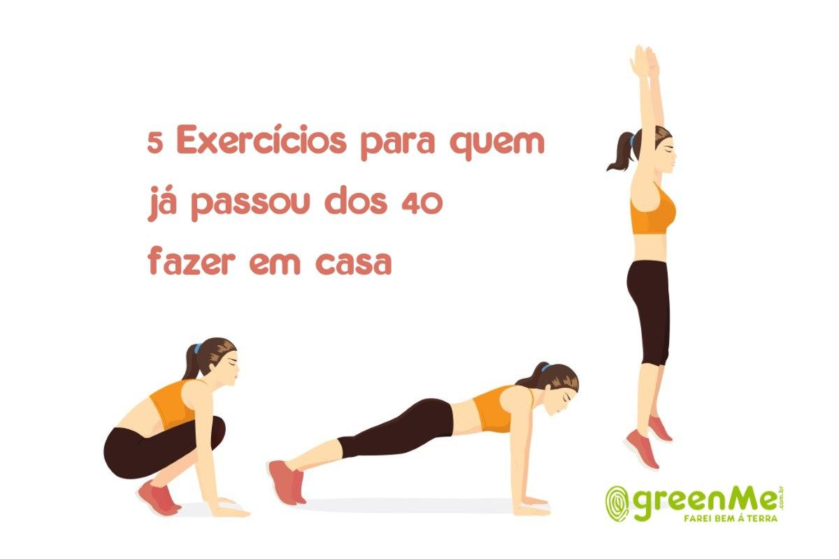 exercícios para 40