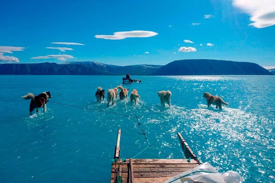 Groelândia degelo
