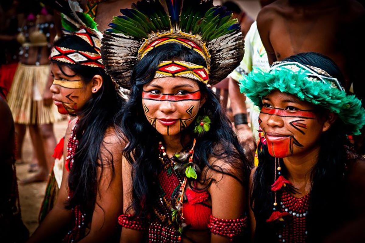mulheres mortas na Amazônia