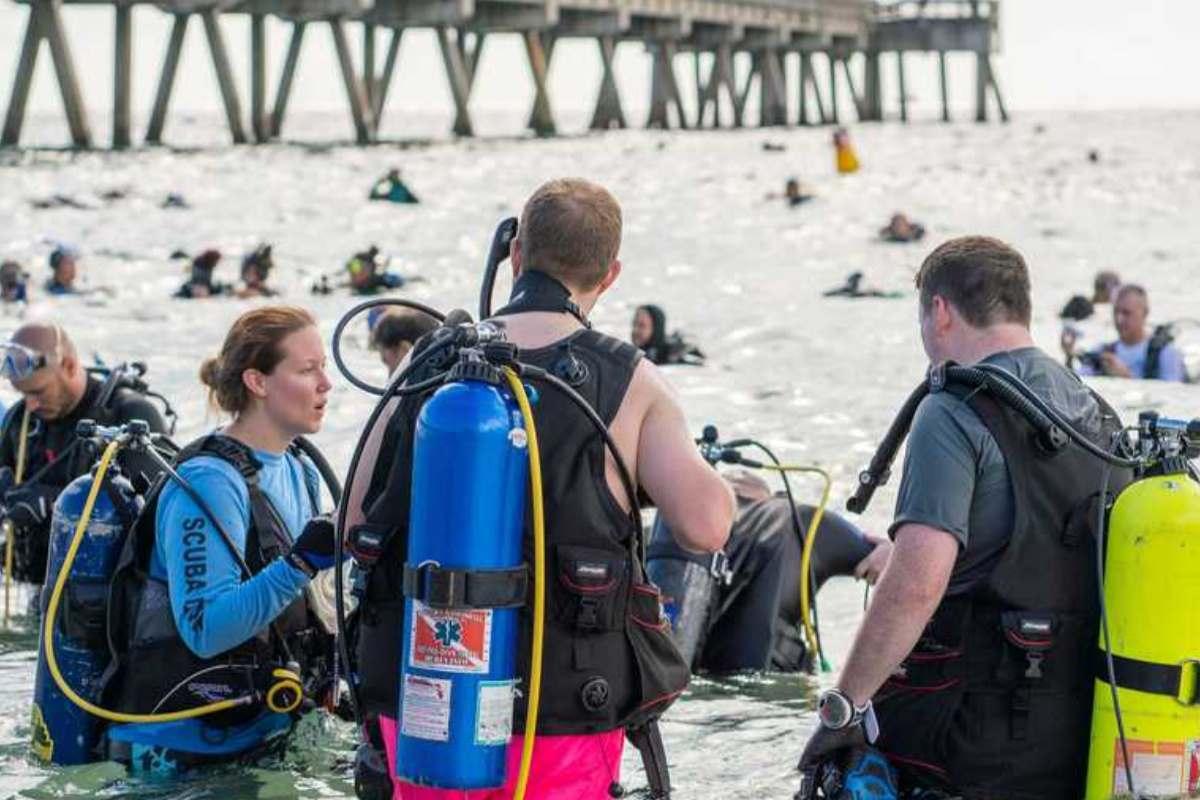 recorde mundial limpeza oceano
